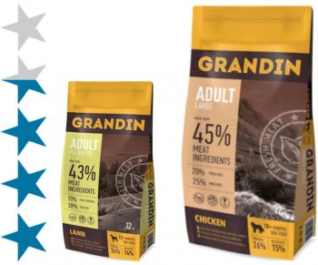 Корм для собак Grandin