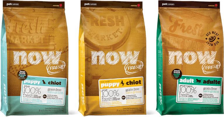 Корм для собак Now Fresh - отзывы