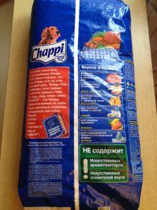 Отзывы о корме для собак Чаппи