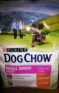 Отзывы о корме для собак Dog Chow