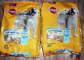 Отзывы о корме для собак Педигри