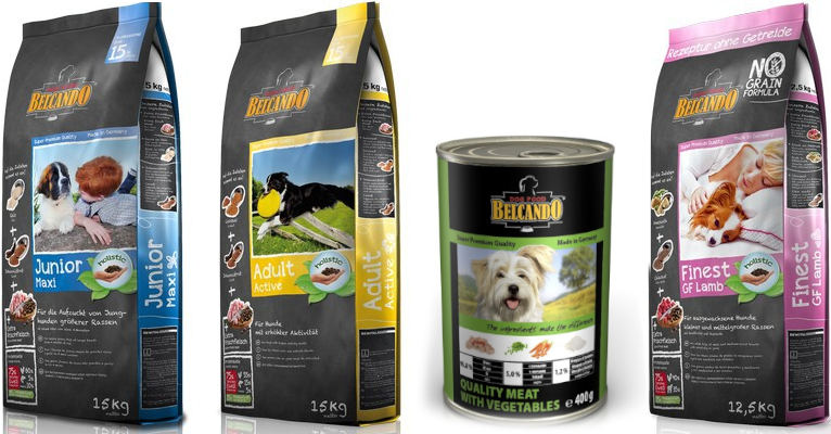 Корм для собак Belcando - отзывы