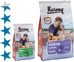 Корм для собак Karmy: отзывы, разбор состава, цена