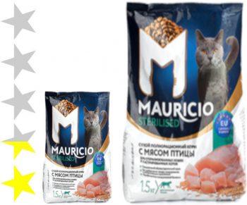 Корм для кошек Mauricio