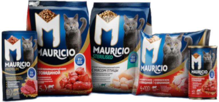 Корм для кошек Mauricio - отзывы