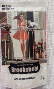 Отзывы о корме Brooksfield