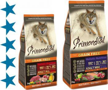 Корм для собак Primordial