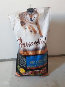 Отзывы о корма для собак Primordial