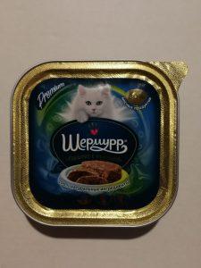 Консервы Шермурр для кошек