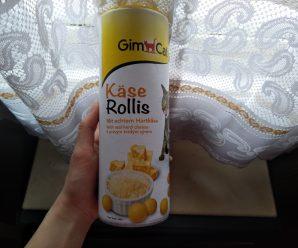 Витамины для кошек Gimcat Käse-Rollis (сырные шарики, общеукрепляющий комплекс)