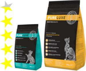 Корм для кошек PureLuxe: отзывы, разбор состава, цена