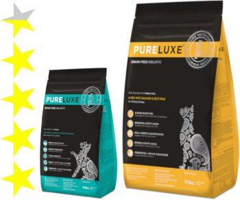 Корм для кошек PureLuxe