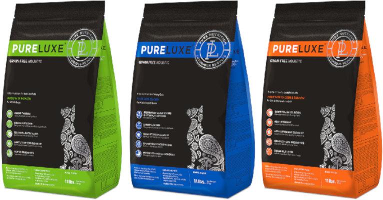 Корм для кошек PureLuxe - отзывы