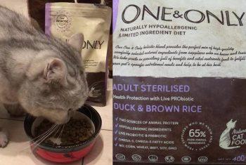 Отзывы о корме Ван энд Онли для кошек