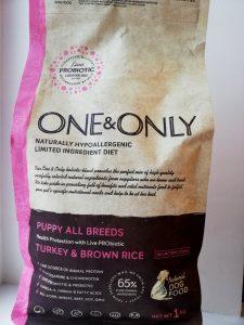 Отзывы о корме One&Only для собак