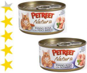 Консервы для кошек Petreet Natura: отзывы, состав, цена
