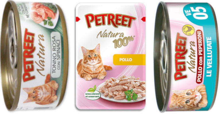 Консервы для кошек Petreet Natura - отзывы