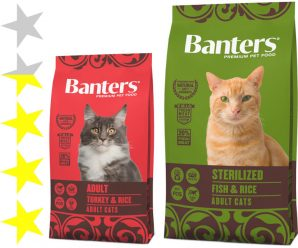Корм для кошек Banters: отзывы и разбор состава