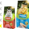 Корм для кошек Chammy: отзывы, разбор состава, цена
