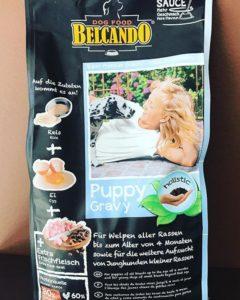Отзыв о корме для щенков Belcando