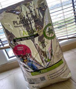 Сухой корм для собак Platinum