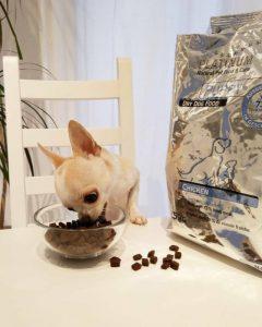 Сухой корм для собак Platinum с курицей